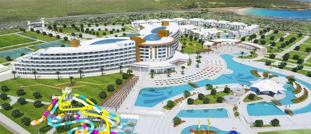 AQUASIS DELUXE RESORT & SPA 5*