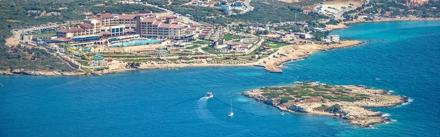 EUPHORIA AEGEAN RESORT & SPA 4*